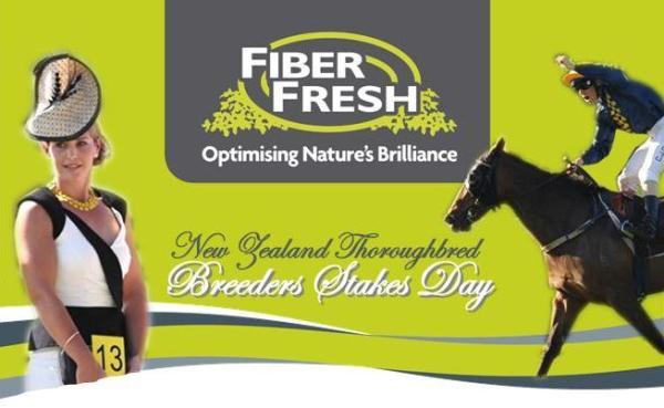FIBER FRESH NZ THOROUGHBRED BREEDERS STAKES DAY 2015